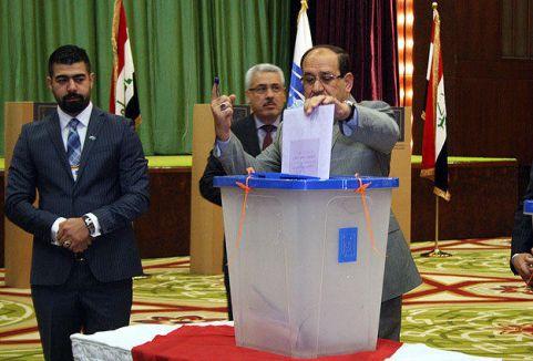 Irak'ta resmi seçim sonuçları