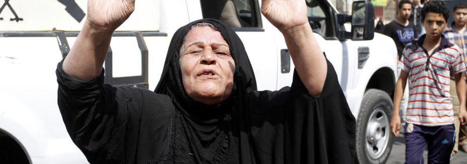 Bağdat'da şiddetli patlamalar...