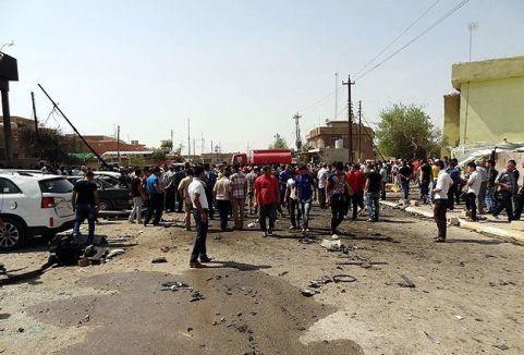 Irak'ta şiddet tırmanıyor...