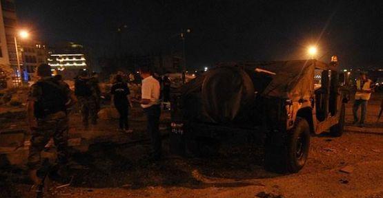 Irak'ta taziye çadırında patlama