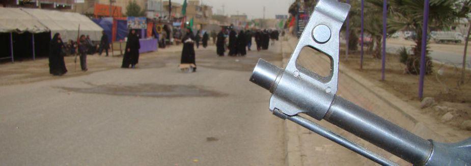 Irak'ta üniversiteye saldırı...