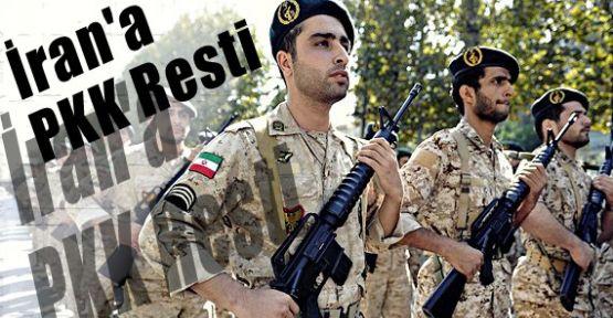 İran'a PKK Resti