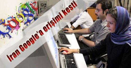 İran'dan  Google'e Erişim Engeli