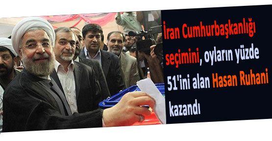 İran'ın Cumhurbaşkan'ı Belli Oldu...