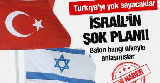 İsaril'in Türkiye'yi Yok Sayma Planı