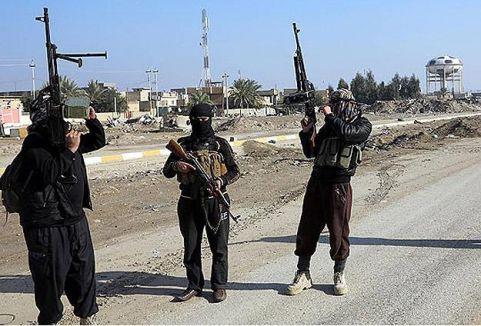 IŞİD, Ed-Duluiyye kasabasını ele geçirdi...