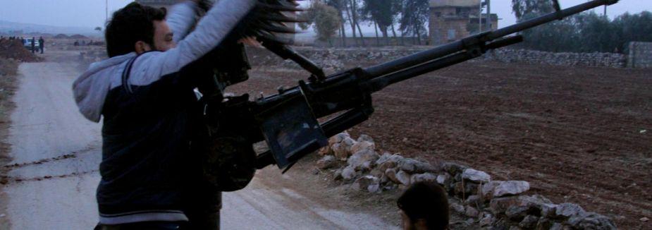 IŞİD ile İslami cephe arasında yoğun çatışmalar...