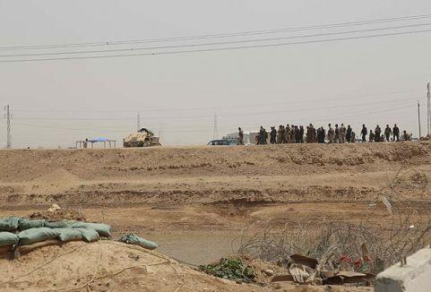 IŞİD Kerkük'e dayandı...