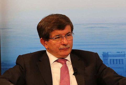 Davutoğlu:'IŞİD Konvoyunu Vurduk Çünkü'