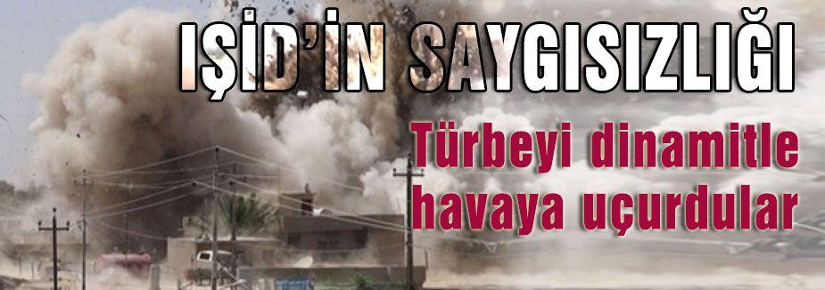 IŞİD Kutsal Tanımıyor...