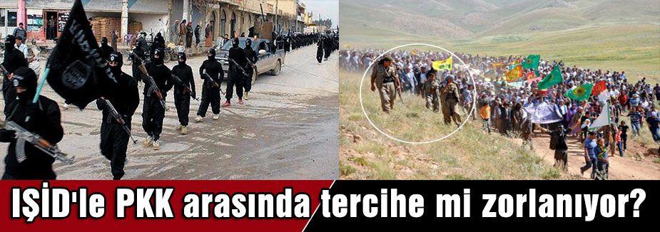 IŞİD'Mİ PKK'MI?