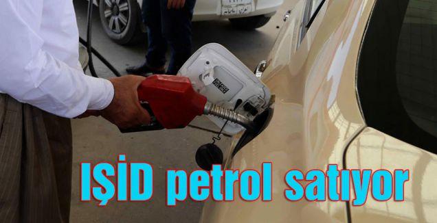 IŞİD petrol satıyor