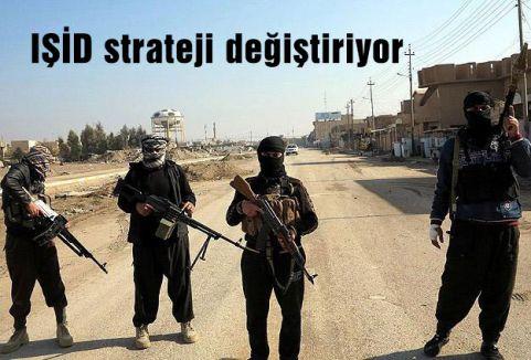 IŞİD strateji değiştiriyor