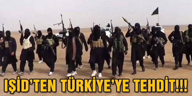 Işid Türkiye'yi Tehdit Etti!!!