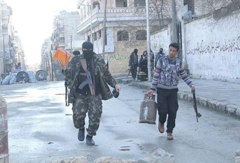 IŞİD Türkmen bölgesini terk ediyor...