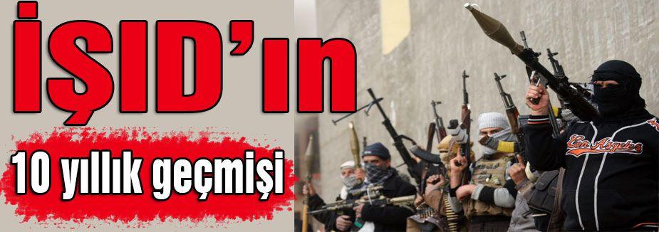 IŞİD'in 10 yılı...