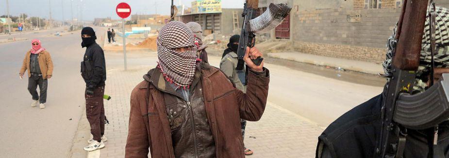 IŞİD'in Esed'e karşı operasyonu yok...