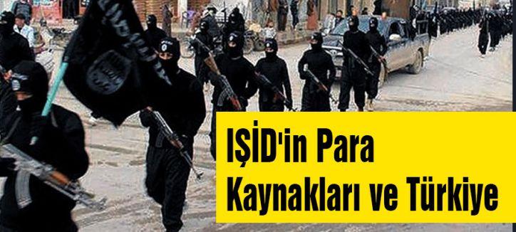 IŞİD'in Para Kaynakları...