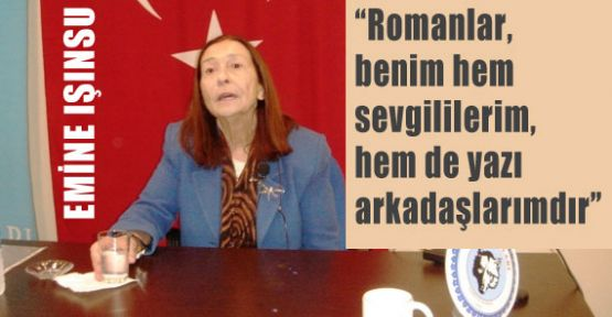 Işınsu Samsun Türk Ocağı'nda