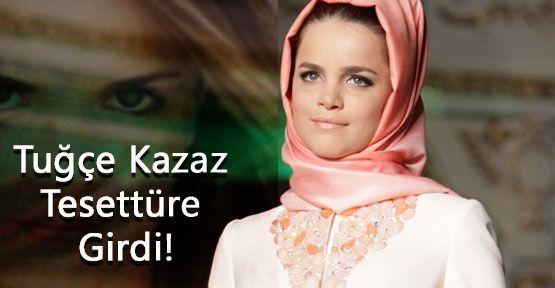 İslam'ı Seçen Ünlü Manken Tesettüre Girdi