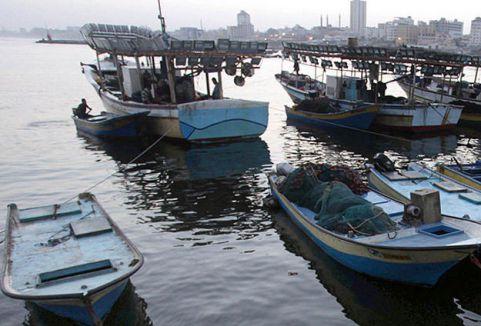 İsrail, Gazzeli balıkçılara saldırdı...