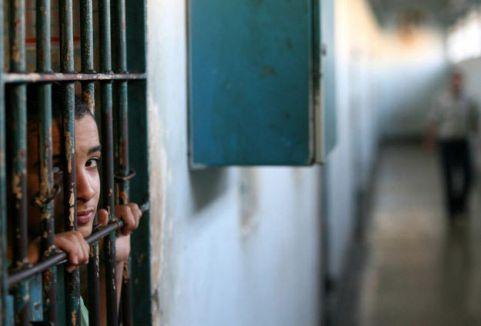 İsrail hapishanelerindeki Filistinliler...