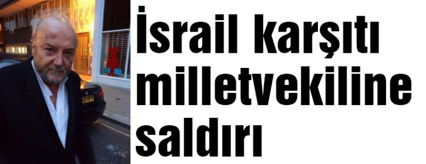 İsrail karşıtı milletvekiline saldırı