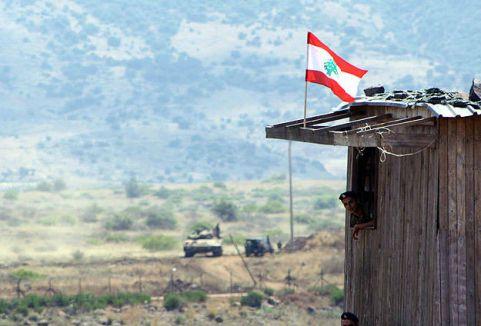 İsrail Lübnan sınırını bombaladı