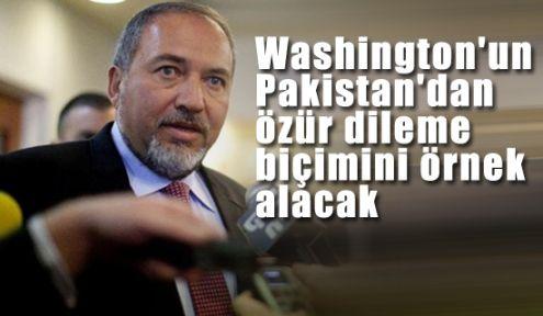 İsrail Özür mü Dileyecek!..