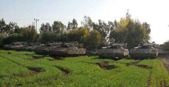 İsrail'den Kudüs çevresinde askeri bölge ilanı
