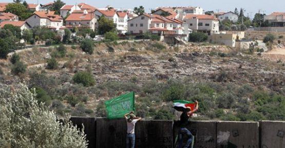 İsrail'den Kudüs ve batı Şeria'ya Süpriz...