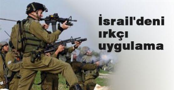İsrail'deni ırkçı uygulamalar