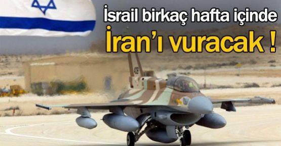 İsrail'in İranı Vurma Hazırlığı...