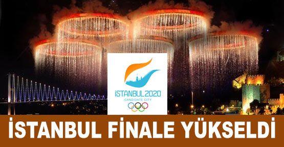 İstanbul, 2020'de finale yükseldi