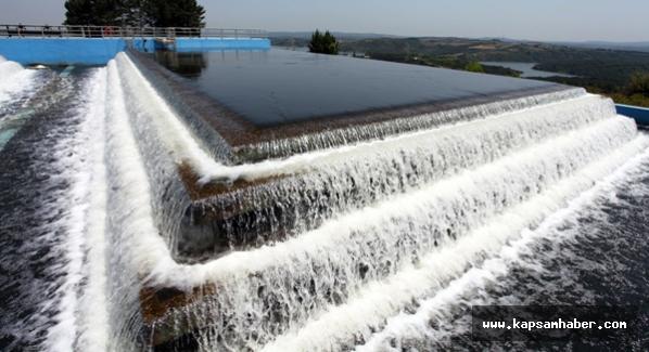 İstanbul'da barajlar  yüzde 75 dolu