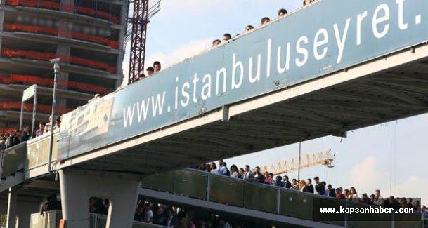 İstanbul'Da Mesai Trafiği
