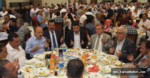 Samsunlular İstanbul'da İftarda Buluştu