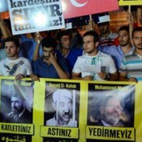 İstanbul Mısır İçin Direniyor...