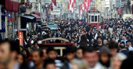 İstanbul Nüfus Artışı Dur Durak Bilmiyor...