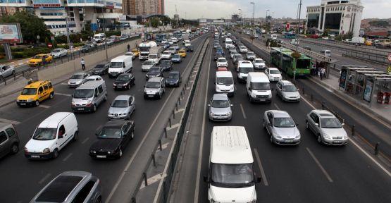 İstanbul trafikte dünya ikincisi...
