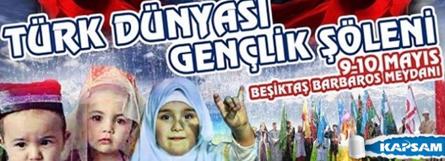 İstanbul Ülkü Ocakları Türk Gençliği  Şöleni Başlıyor...