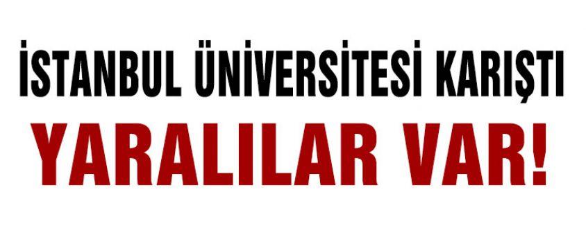 İstanbul Üniversitesi fena Karıştı!!!
