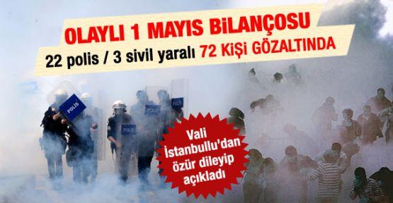 İstanbul Valisi Açıkladı...