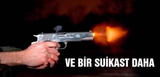 İstanbul'da bir suikast daha!