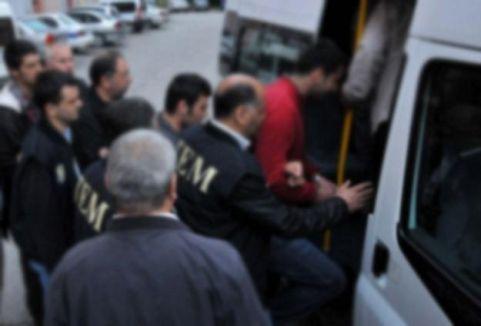 İstanbul'da DHKPC operasyonu...