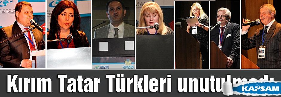 İstanbul'da uluslararası Kırım sempozyumu...