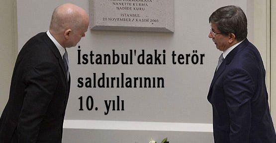 İstanbul'daki terör saldırılarının 10. yılı