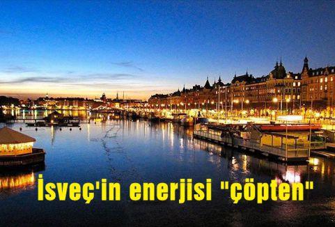 İsveç'in enerjisi