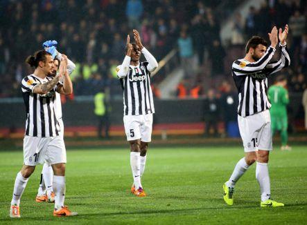 İtalya'da şampiyon Juventus