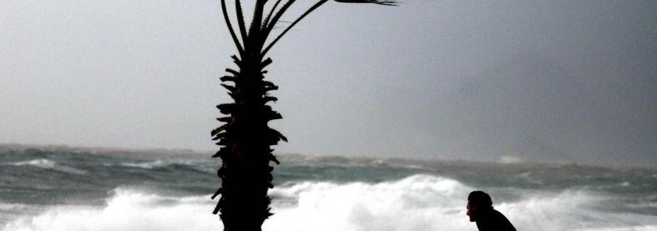 İzmir için yağış ve fırtına uyarısı...